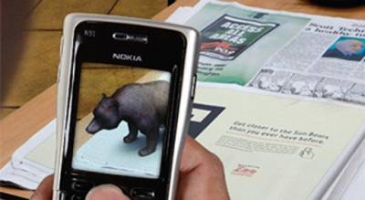 Have you thought about using Augmented Reality to bring your display ads to life?