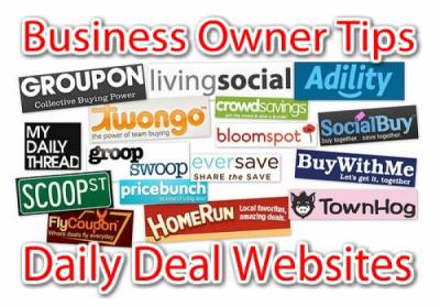 Using Online Deals to Attract New Customers